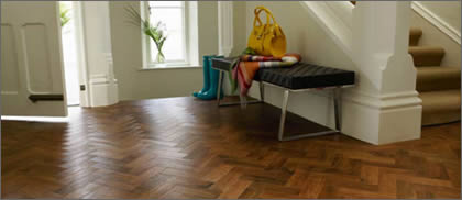 Karndean flooring - supplied and fitted...